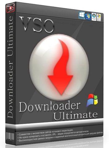 تحميل برنامج VSO Downloader لتحميل الملفات من الانترنت للكمبيوتر