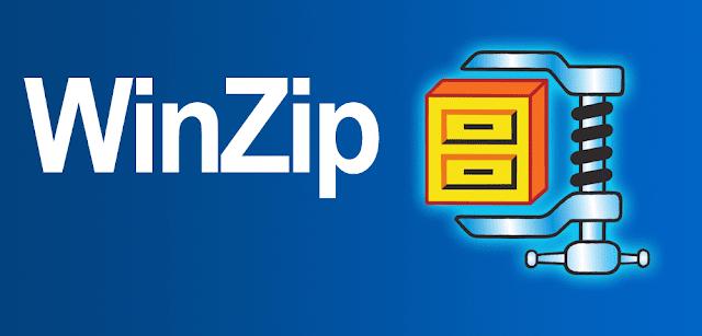 تحميل برنامج WinZip لفك الملفات المضغوطة وضغط الملفات