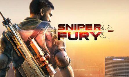 تحميل لعبة Sniper Fury سنايبر فيوري للكمبيوتر