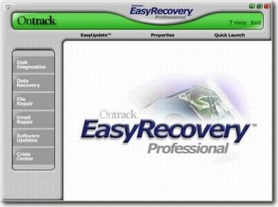 تحميل برنامج EasyRecovery لاستعادة الملفات المحذوفة