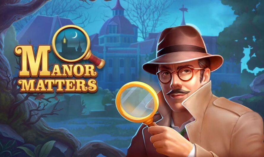 تحميل لعبة Manor Matters للكمبيوتر