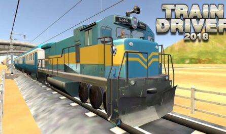 تحميل لعبة Train Driver 2018 سائق القطار للكمبيوتر