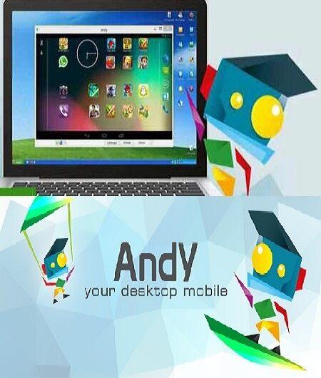 تحميل برنامج Andy لتشغيل الاندرويد علي الكمبيوتر