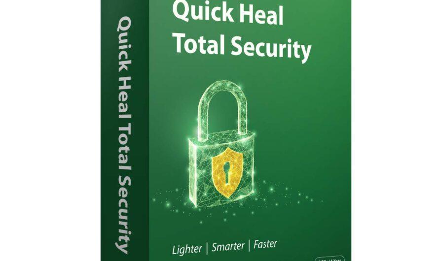 تحميل برنامج Quick Heal Total Security للحماية من الفيروسات وبرامج التجسس