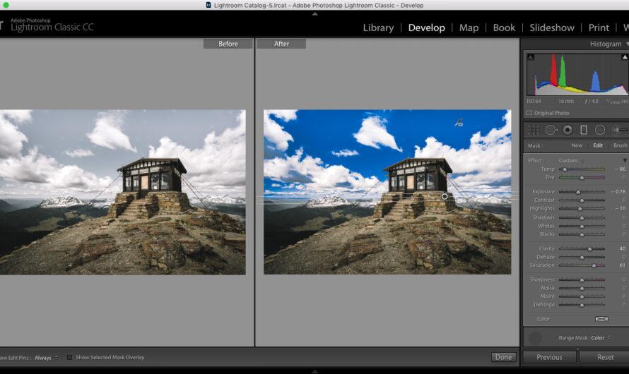 تحميل برنامج Adobe Photoshop Lightroom لمعالجة الصور