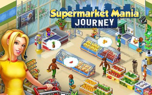 تحميل لعبة Supermarket Mania Journey إدارة السوبر ماركت للكمبيوتر