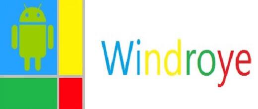 تحميل برنامج Windroy  لتشغيل الاندرويد علي جهاز الكمبيوتر
