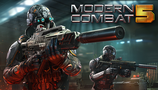 تحميل لعبة Modern Combat 5 حرب الظلام للكمبيوتر