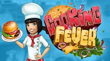 تحميل لعبة Cooking Fever حمي الطهي للكمبيوتر