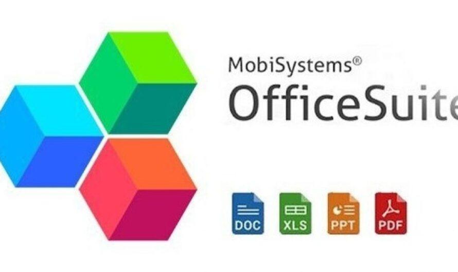 تحميل برنامج office suite PDF لفتح ملفات pdf
