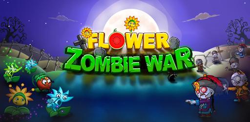 تحميل لعبة Flower Zombie War حرب الزومبي للكمبيوتر